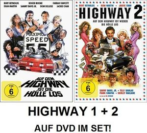 Auf-dem-Highway-ist-wieder-die-Holle-los-TEIL-1-2-IM-SET-auf-DVD-NEU-OVP