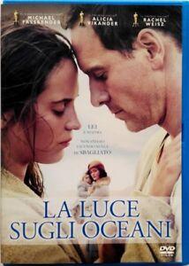 Dvd-La-Luce-sugli-oceani-con-Michael-Fassbender-2016-Usato