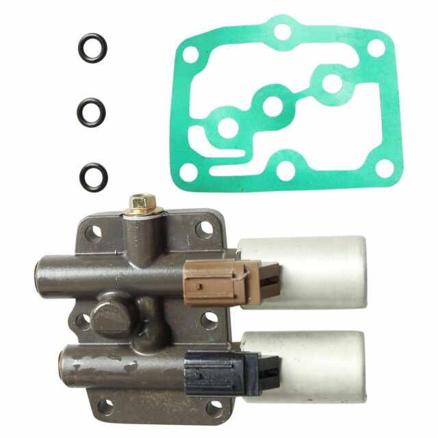 Performance Transmission Dual Linear Shift Solenoid With Gasket For Honda Acura 1998 Up-Replace Part Number 28250-P6H-024