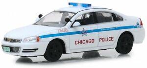 CHEVROLET Impala - 2010 - Chicago Police - Greenlight 1:43
