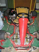 go-kart 125 6 marce ad aria motorer minarelli nuovo