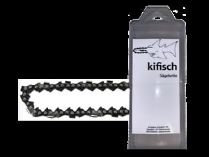 Kifisch Sägekette für  FLORASELF 330 Elektro 1500 Watt  Schwert 30 cm 3//8 1,3