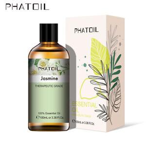 PHATOIL-100ML-Huiles-essentielles-100-aromatherapie-pure-au-jasmin-Avec-Boite