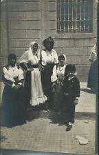 Cavalcata Sarda anni'20  - Cartolina Foto Artistica Siddi Sassari -