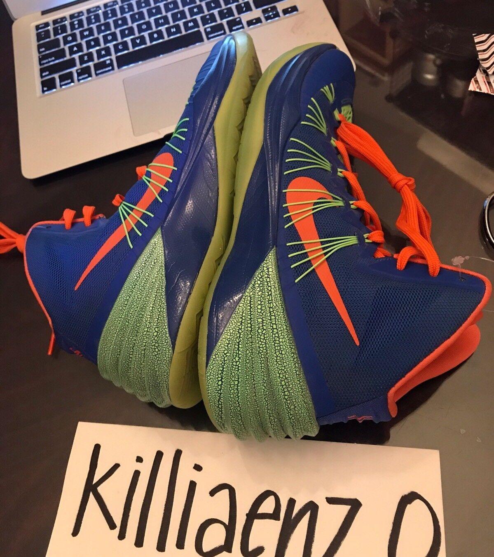 Uomo nike scarpe da basket multi - colore identificativo scarpe 630845-992 taglia 10