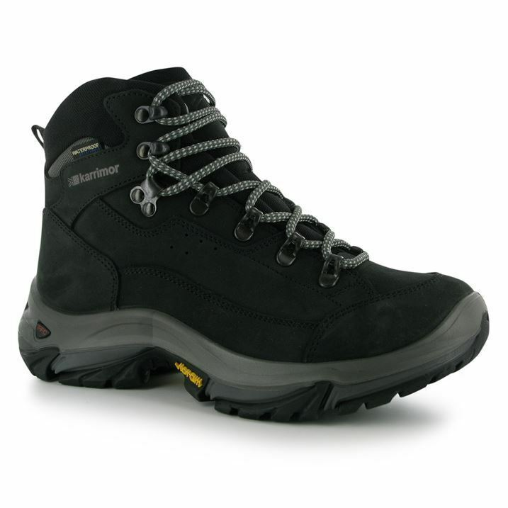 Karrimor Womens Womens Womens KSB Brecon Ladies Walking Boots Hiking Trekking Lace Up 8da304