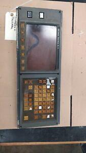 Schermo + Tastiera Fanuc A02B-0098-C056-TBB