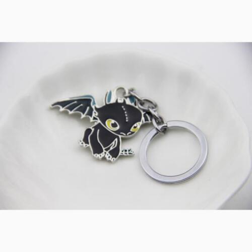 Dragon Animal Key Holder Charm Fashion Jewelry Keychain