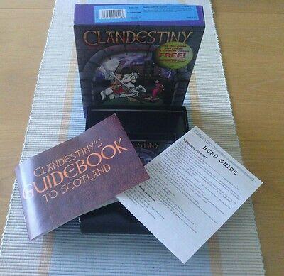 Clandestiny - Big Box PC Adventure Game