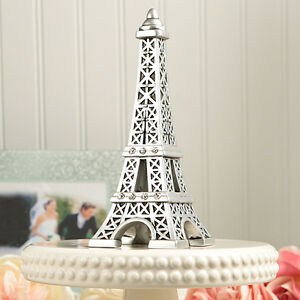 From Paris With Love Romantic Eiffel Tower Centerpiece or Wedding ...