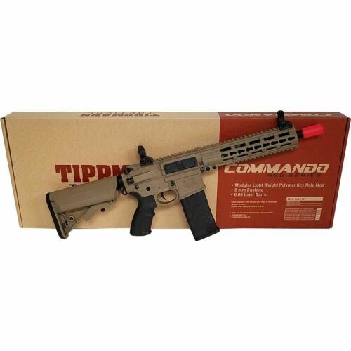 Combo Battery//Charger//BB Tippmann Commando AEG CQB 10.5 in Desert