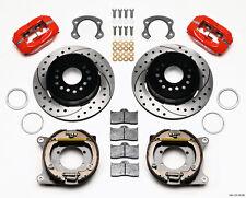 2005-2013 Ford Mustang Wilwood Forged Dynalite Rear Parking Brake Kit,Boss 302