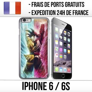 coque iphone 6 dragon ball