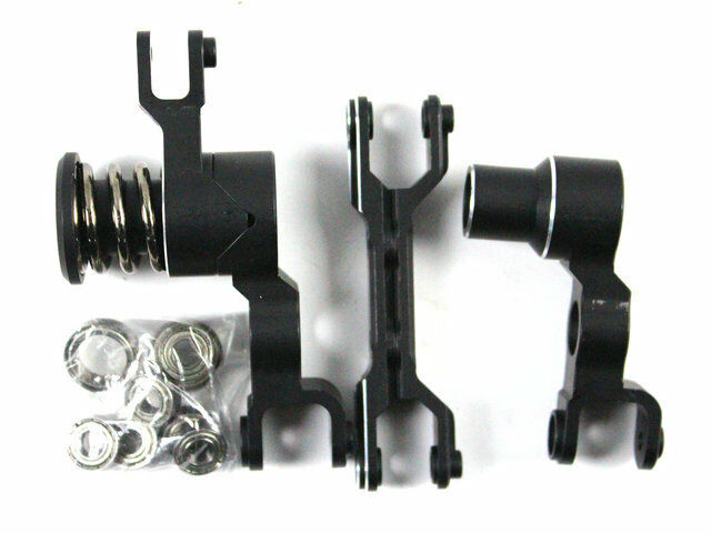 GDS Racing alloy steering assembly for 1 5 traxxas x maxx