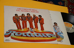 I-ROMANS-LP-I-RICORDI-PIU-039-BELLI-1-ST-ORIG-ITALY-PROG-1977-EX-TOP-COLLECTORS