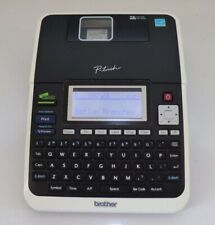 Brother P Touch Pt 2730 Label Thermal Printer Tested Working