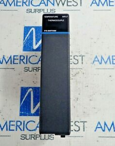 FACTS THERMOCOUPLE 8 CHANNEL INPUT MODULE F4-08THM 24V F408THM USED