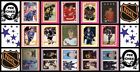 1985 O-Pee-Chee NHL Hockey Sticker Complete Set of 255 Mario Lemieux Rookie