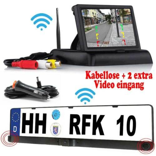monitor-hasta 5 años de garantía Sensor estacionamiento cámara de visión trasera radio ayuda para aparcar