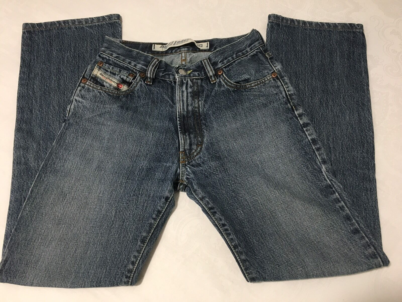 Diesel Industry Denim Division Womens Jeans  Made In  Size 26