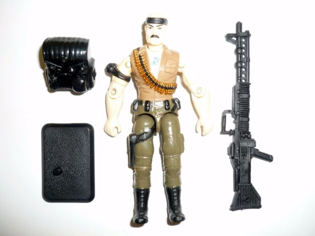 GI JOE GUNG HO Action Figure COMPLETE 3 3/4 C9+ v7 2001