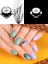 SEMILAC-UV-LED-Gel-Polish-Nagellack-Top-No-Wipe-Base-Extend-Hardi-7ml-001-803-DE miniatura 234