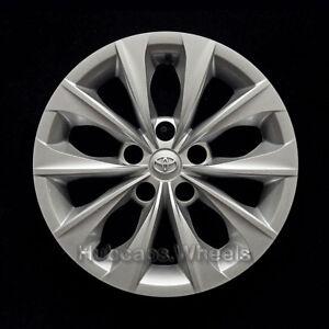 Toyota-Camry-2015-2017-Hubcap-Genuine-Factory-OEM-Original-61175-Wheel-Cover