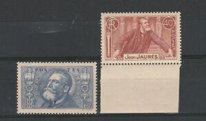 FRANCOBOLLI-1936-FRANCIA-JAURES-MNH-E-2334