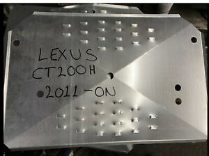 Lexus CT200h 2011-ON Catalytic Converter Anti-Theft ...