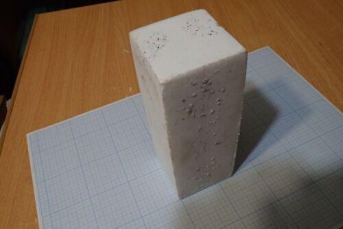 Teflon block PTFE Ф4 192х72х72mm ТУ6-05-810-88