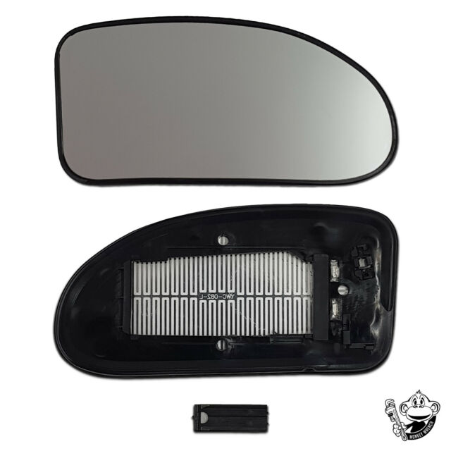 Ford Galaxy wing door mirror glass 1995-2006 Left Passenger side with Blind Spot