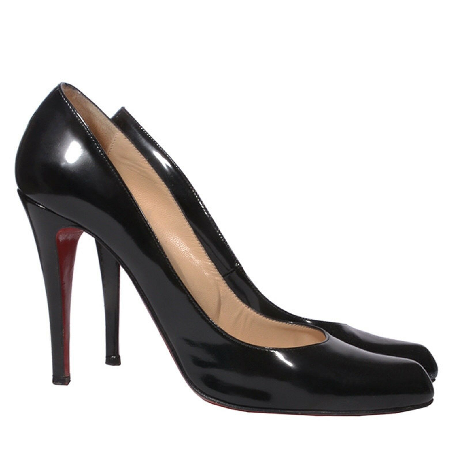 Christian Louboutin Simple Pump, taille 39,5 + box, difficlement NP environ -