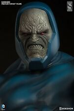 SIDESHOW SUPERMAN DARKSEID Premium FORMAT FIGURE EXCLUSIVE STATUE NEW! JLA