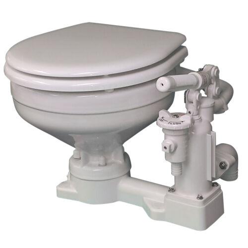 Raritan PH Superflush Toilet w//Soft-Close Lid
