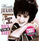 Rock Your Baby 8712177058815 by Wanda Jackson Vinyl Album