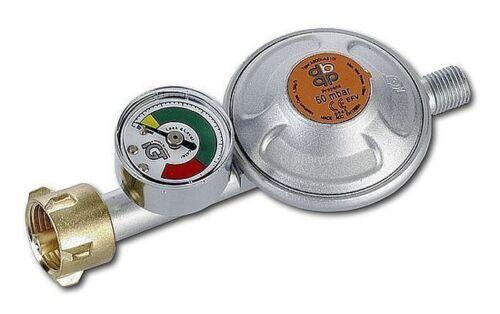 Gasschlauch Druckminderer Regler Manometer 50mbar Propangasschlauch 3 Größen