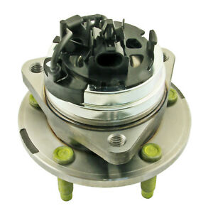 Image is loading Wheel-Bearing-and-Hub-Assembly-Front-Precision-Automotive- 3d522dea59996