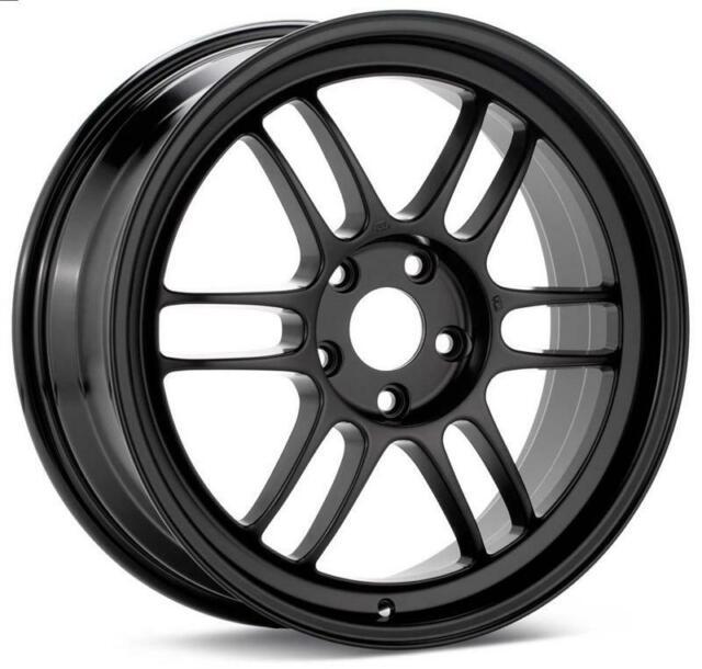 442-880-4435GM Wheels//Rims 5x112 Gunmetal 18x8 Enkei EKM3