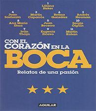 CON EL CORAZÓN EN LA BOCA - Soccer Book 2014