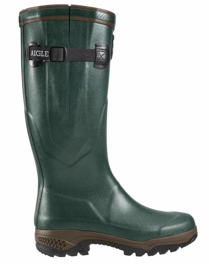 OFFERTA Aigle Stivali di gomma Parcours 2 Vario - Fodera in Jersey - Bronzo
