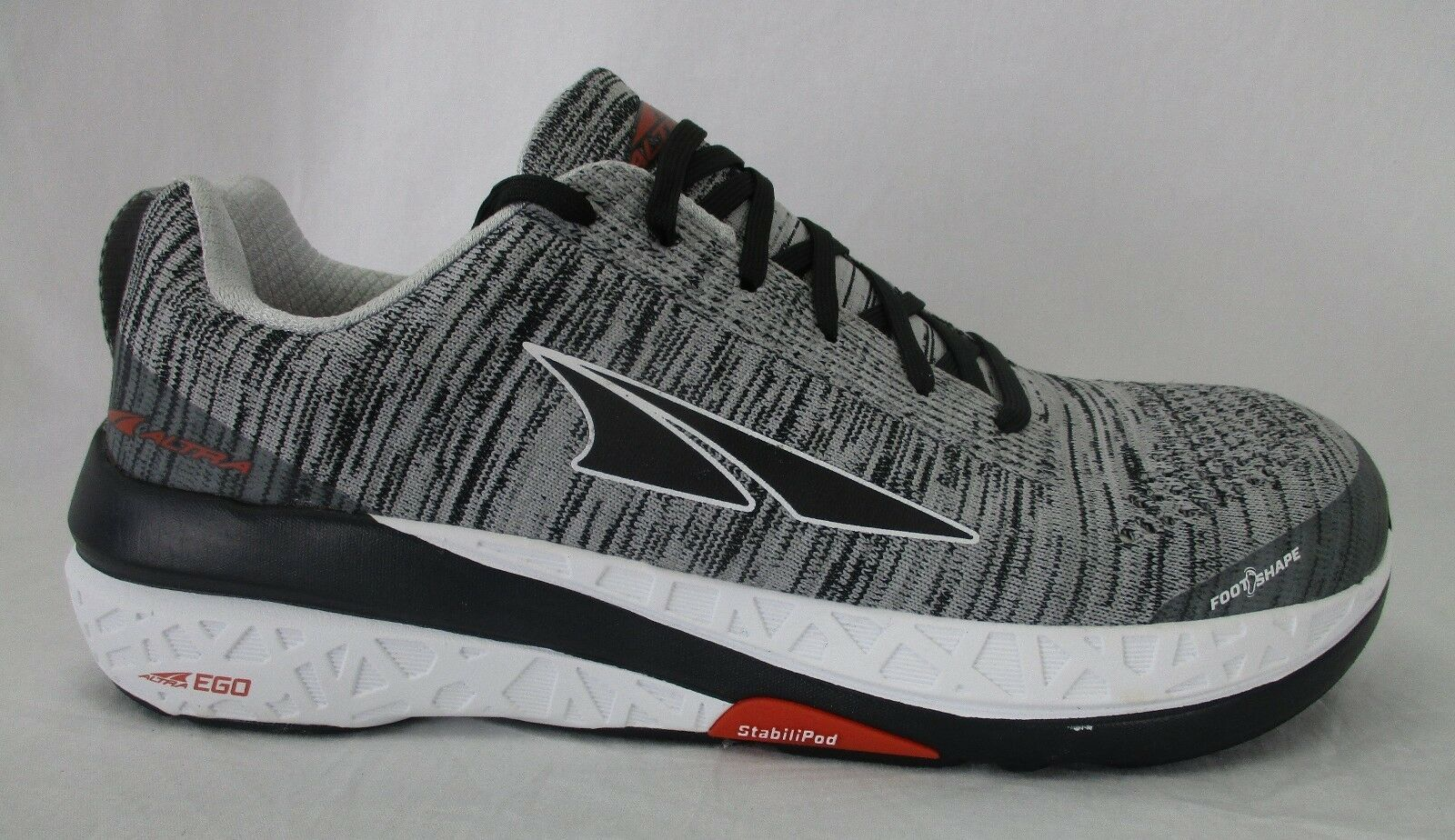 Altra Mens Paradigm 4.0 Shoes AFM1848G-21 Gray/Red Size 11