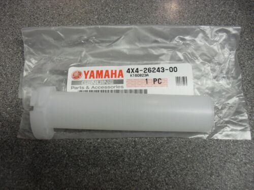 GENUINE YAMAHA PW50 PW 50 THROTTLE GUIDE INNER TUBE RIGHT GRIP 4X4-26243-00