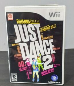 Wii-Just-Dance-2-TESTED-amp-WORKING-CIB