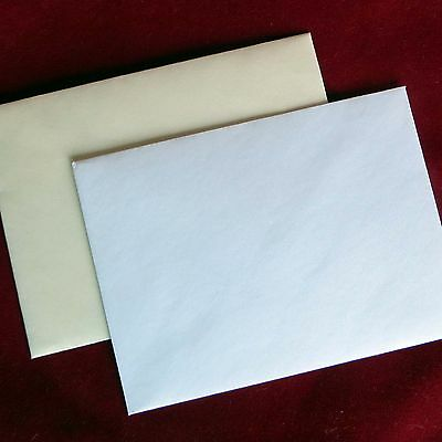 A7 Small Mini Envelopes 100gsm For RSVP Save The Date Wedding Invites C7