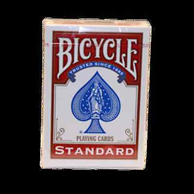 1 New RED Deck Bicycle 808 Poker Playing Cards Rider Back, Playing Cards