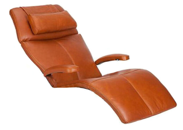 Fine Pc 075 Perfect Chair Zero Gravity Recliner Pad Set Only Cognac Premium Leather Short Links Chair Design For Home Short Linksinfo