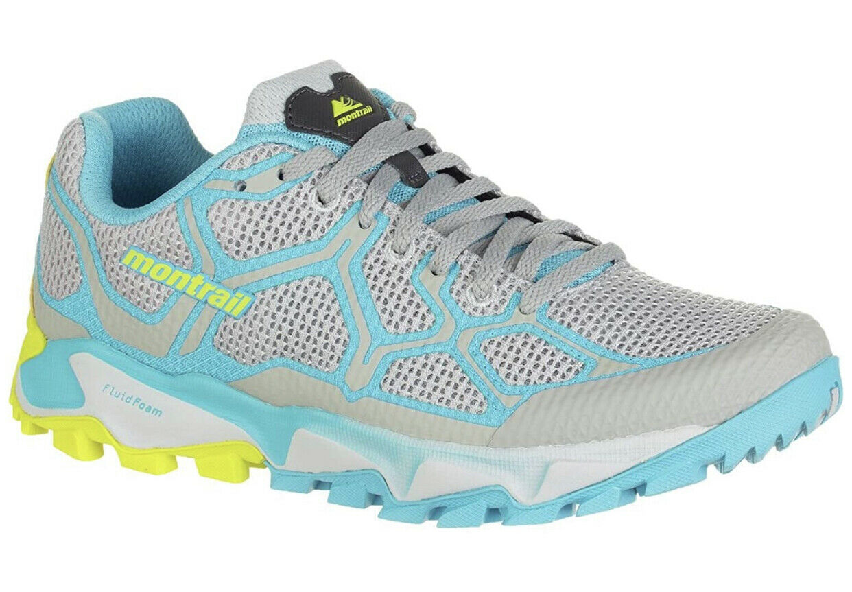 Montrail Trans Alps F.K.T. Womens Outdoor Sneakers (b2)