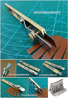 Leather Line Strip Cutter Tool  Copper Trimming Cutter Positioning Cutter