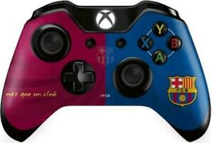 Official-FC-Barcelona-Xbox-One-Controller-Skin-Sticker-NEW