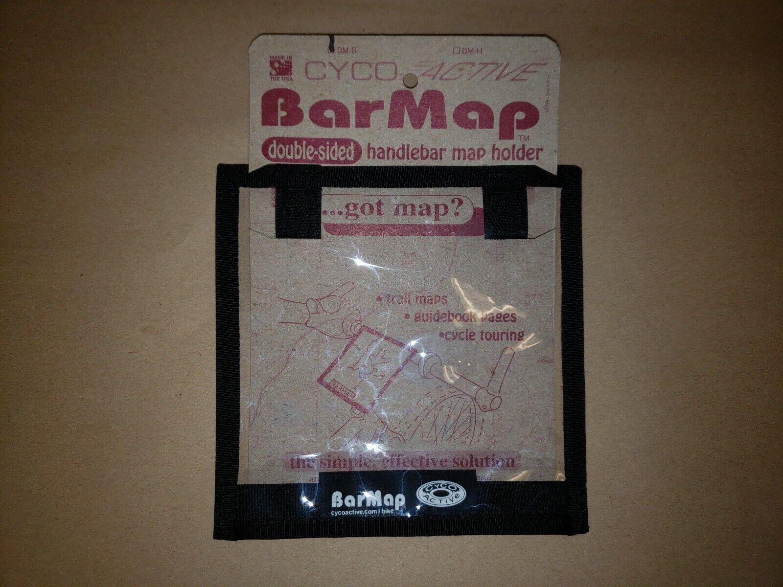 Handlebar Map Holder BM-S (Box of 20)